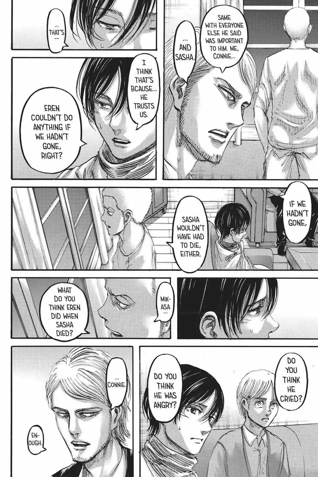 Attack on Titan Chapter 108  Online Free Manga Read Image 29