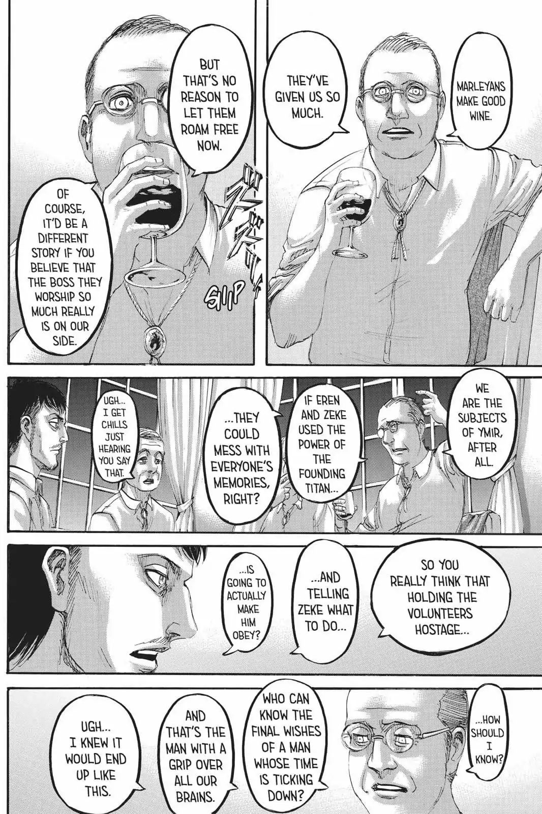 Attack on Titan Chapter 108  Online Free Manga Read Image 3