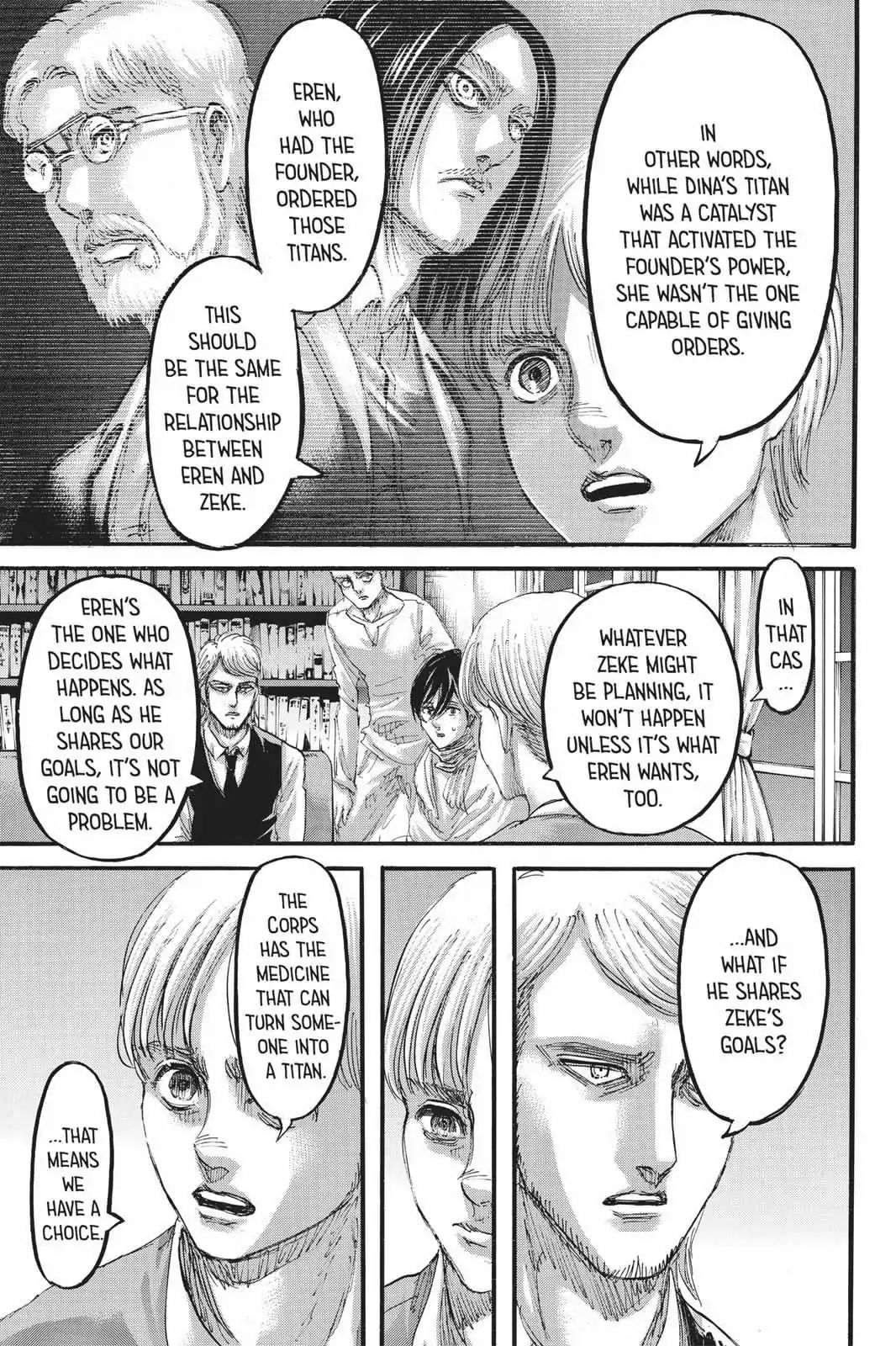 Attack on Titan Chapter 108  Online Free Manga Read Image 32