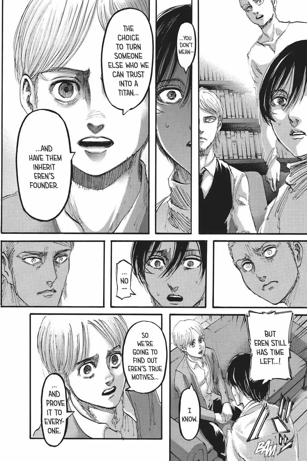 Attack on Titan Chapter 108  Online Free Manga Read Image 33