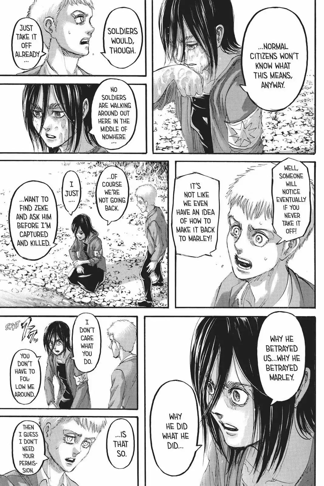 Attack on Titan Chapter 108  Online Free Manga Read Image 36