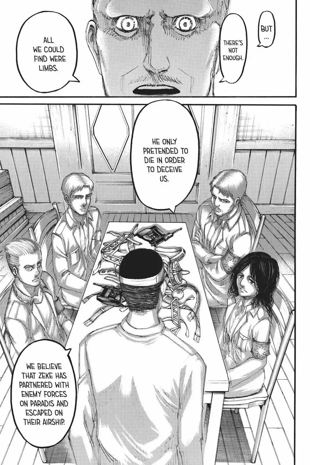 Attack on Titan Chapter 108  Online Free Manga Read Image 42