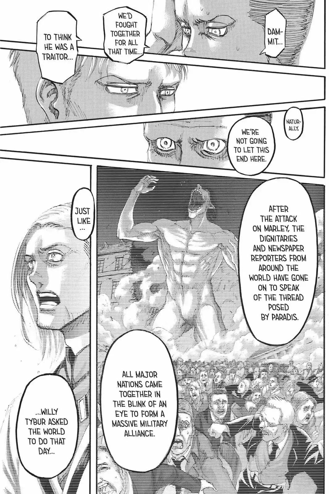 Attack on Titan Chapter 108  Online Free Manga Read Image 44