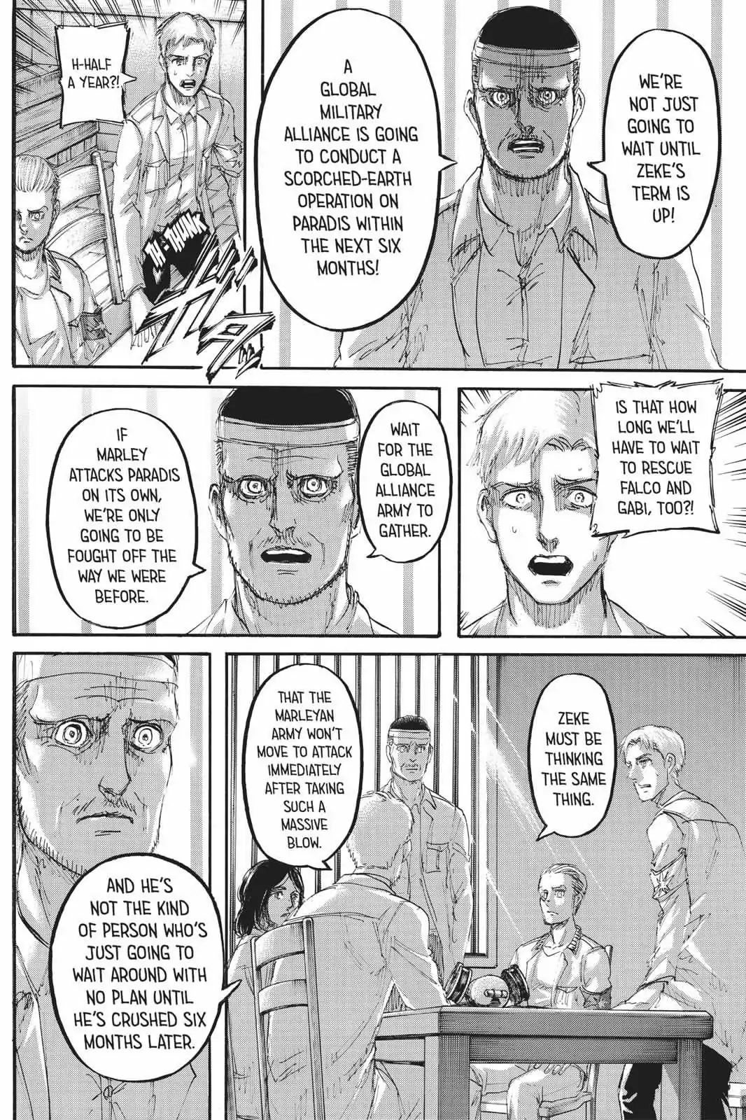 Attack on Titan Chapter 108  Online Free Manga Read Image 45