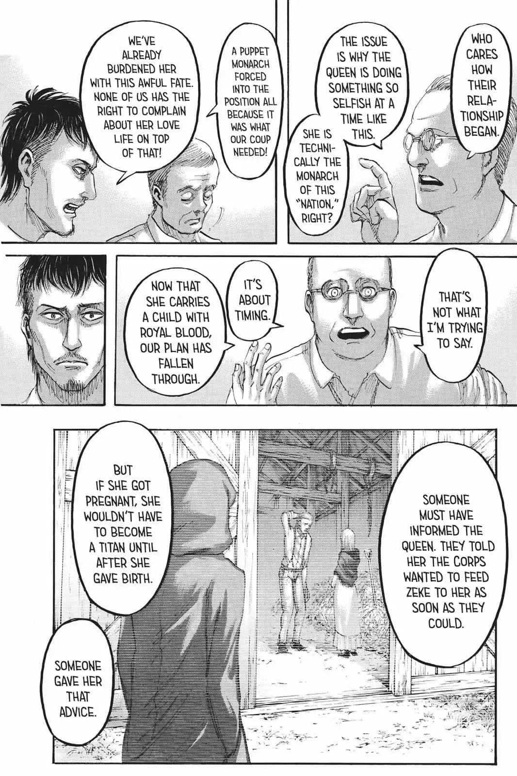 Attack on Titan Chapter 108  Online Free Manga Read Image 6