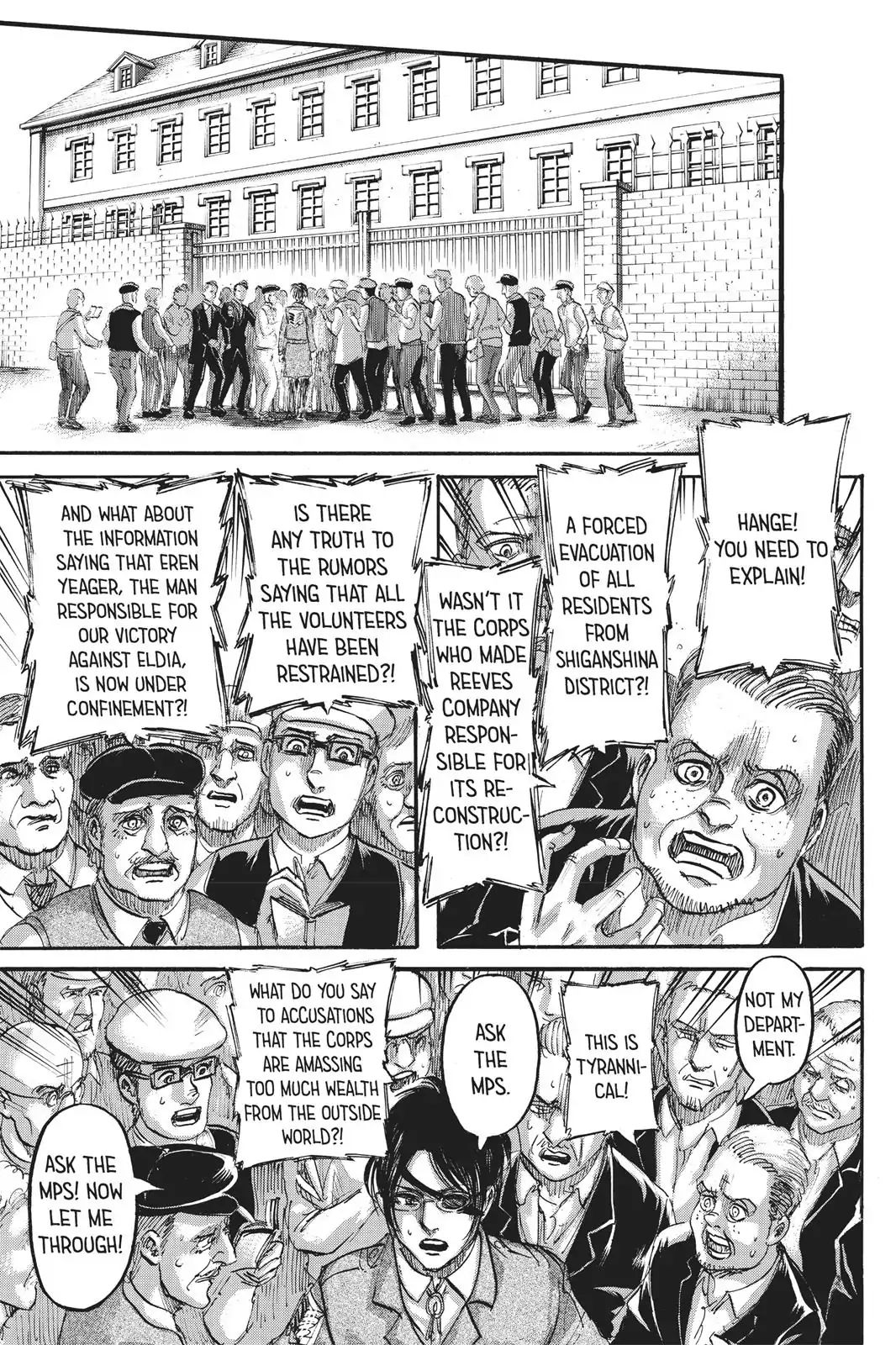 Attack on Titan Chapter 109  Online Free Manga Read Image 10