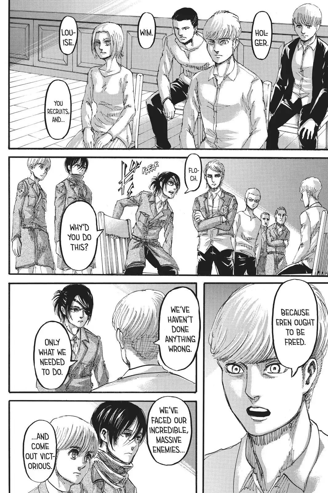 Attack on Titan Chapter 109  Online Free Manga Read Image 13