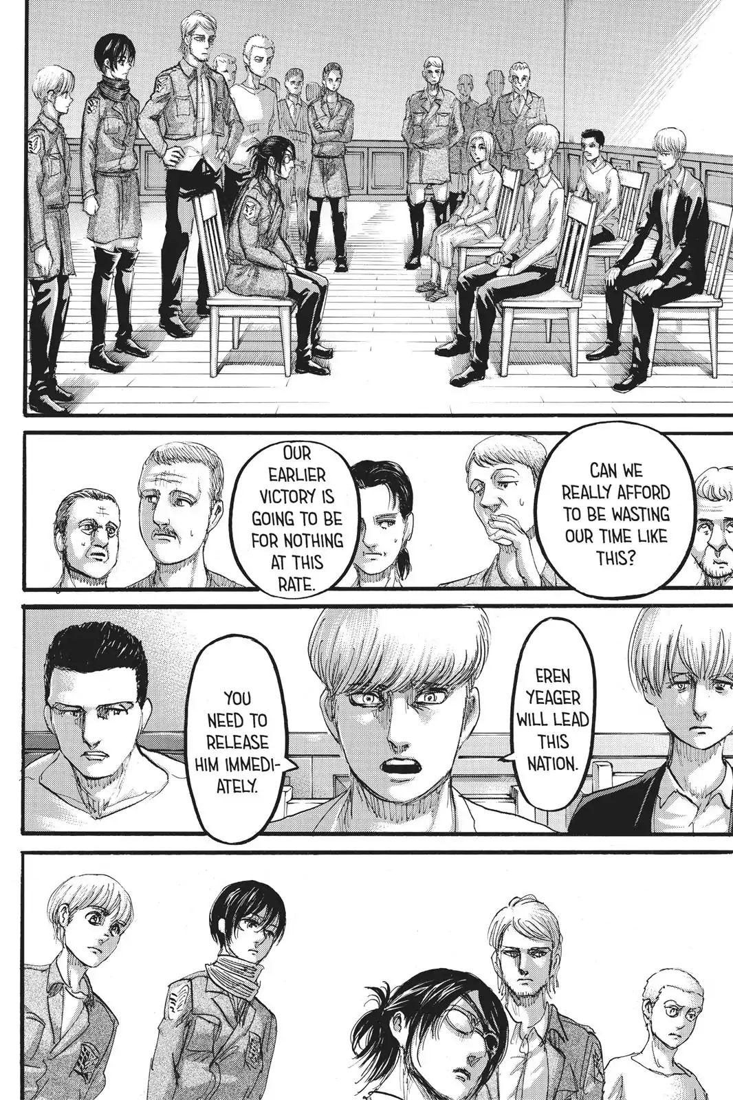 Attack on Titan Chapter 109  Online Free Manga Read Image 15