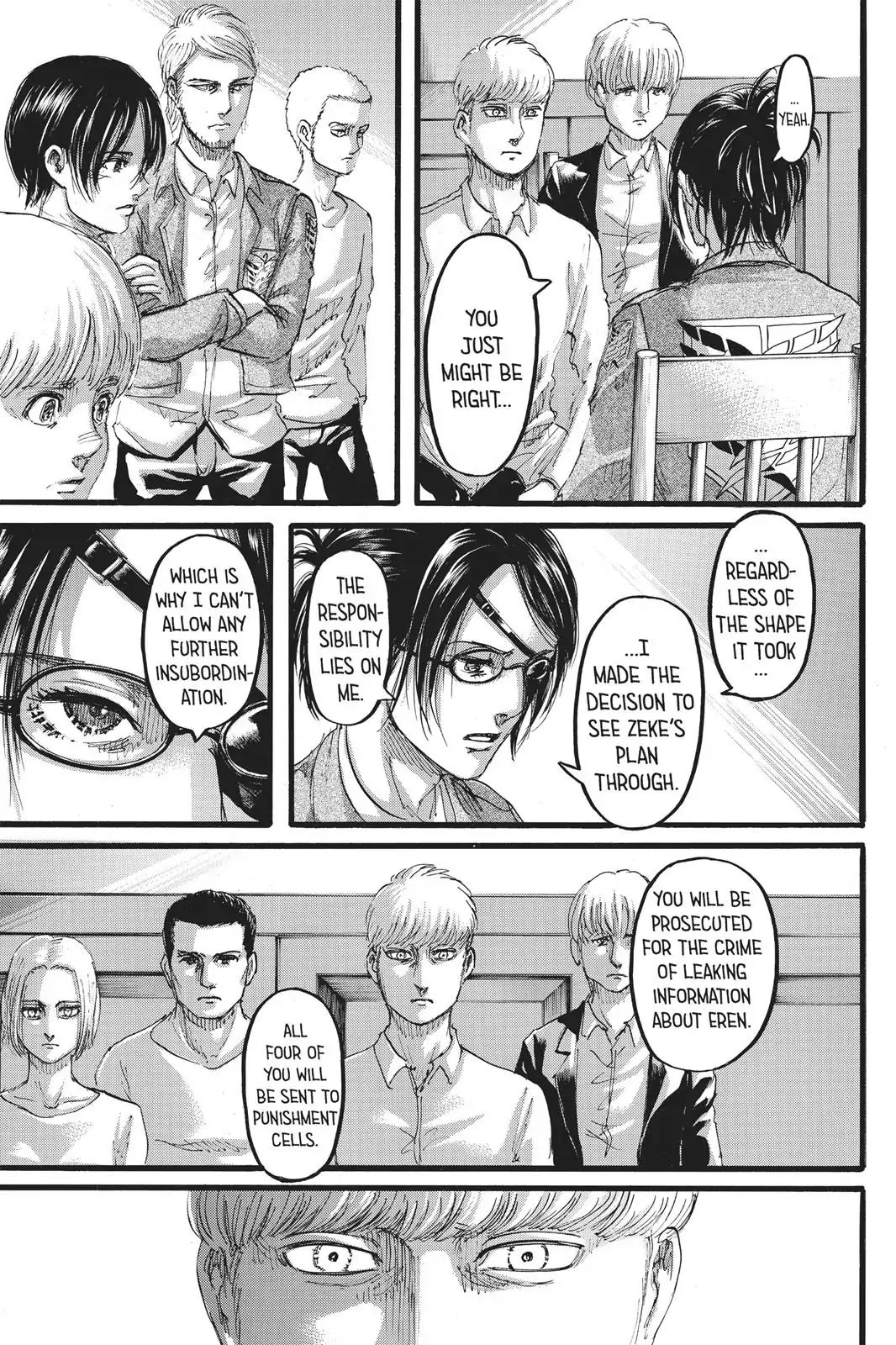 Attack on Titan Chapter 109  Online Free Manga Read Image 16