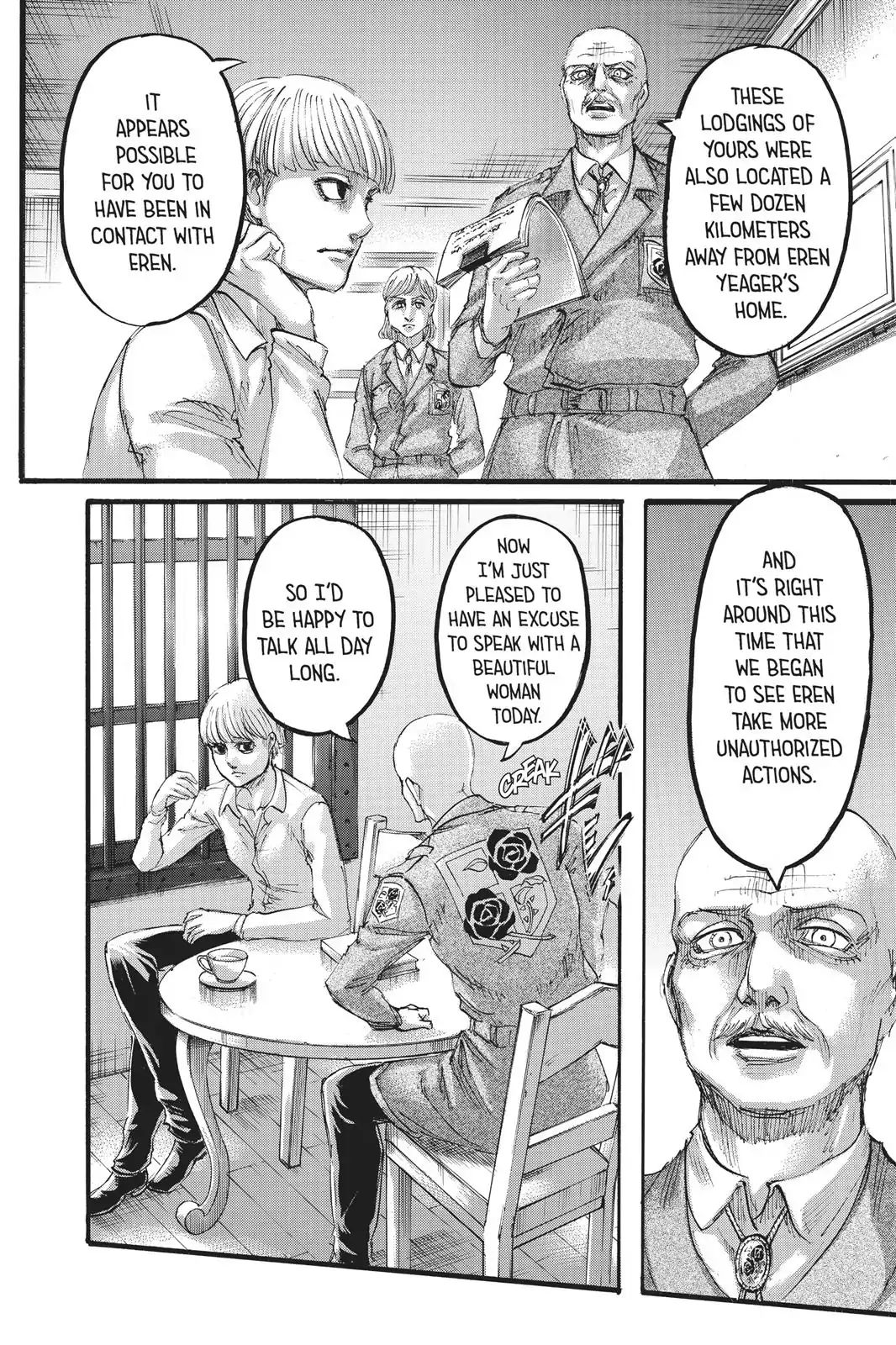 Attack on Titan Chapter 109  Online Free Manga Read Image 27
