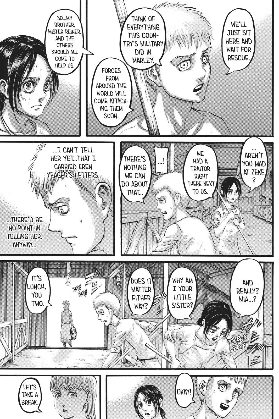 Attack on Titan Chapter 109  Online Free Manga Read Image 30