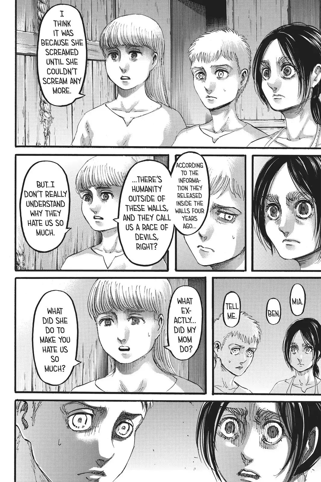 Attack on Titan Chapter 109  Online Free Manga Read Image 39