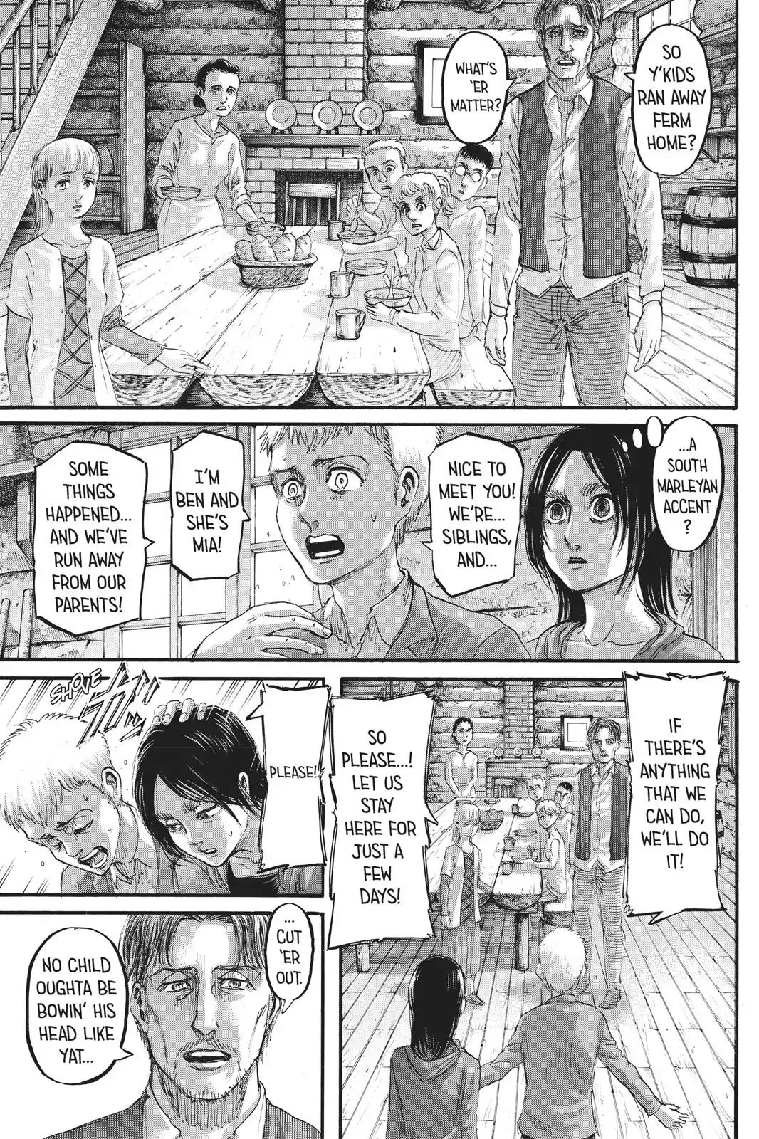 Attack on Titan Chapter 109  Online Free Manga Read Image 4