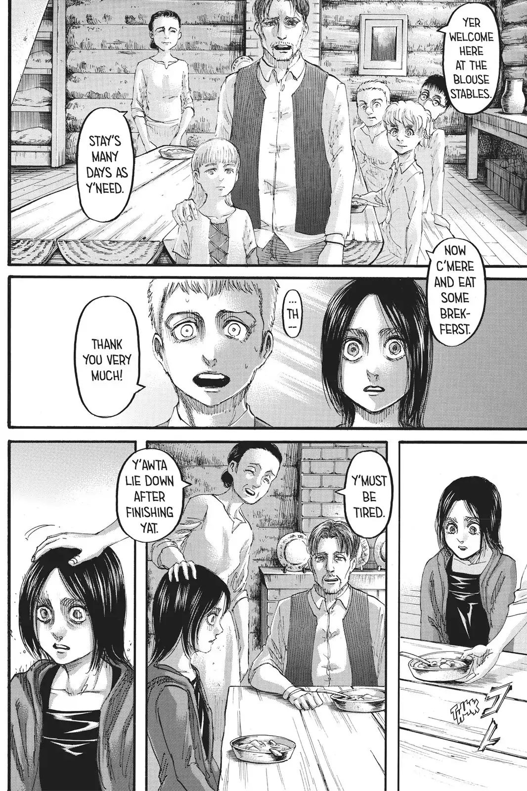 Attack on Titan Chapter 109  Online Free Manga Read Image 5