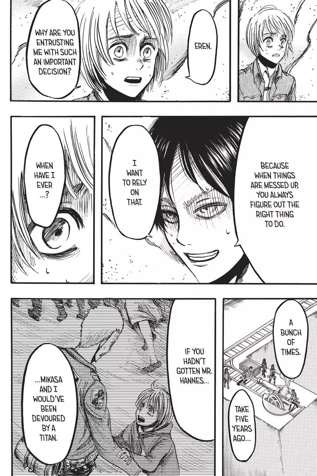 Attack on Titan Chapter 11  Online Free Manga Read Image 29