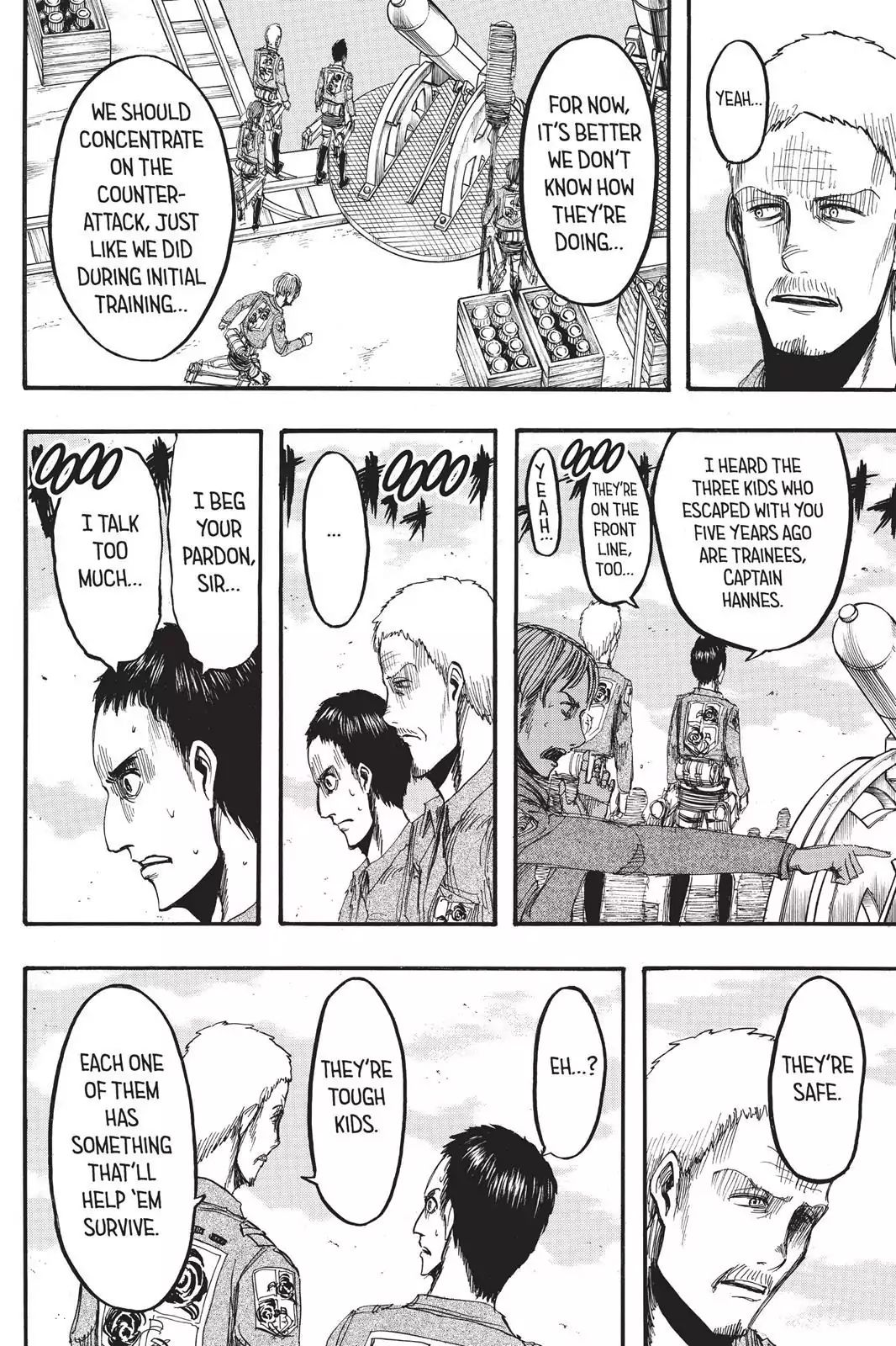 Attack on Titan Chapter 11  Online Free Manga Read Image 3
