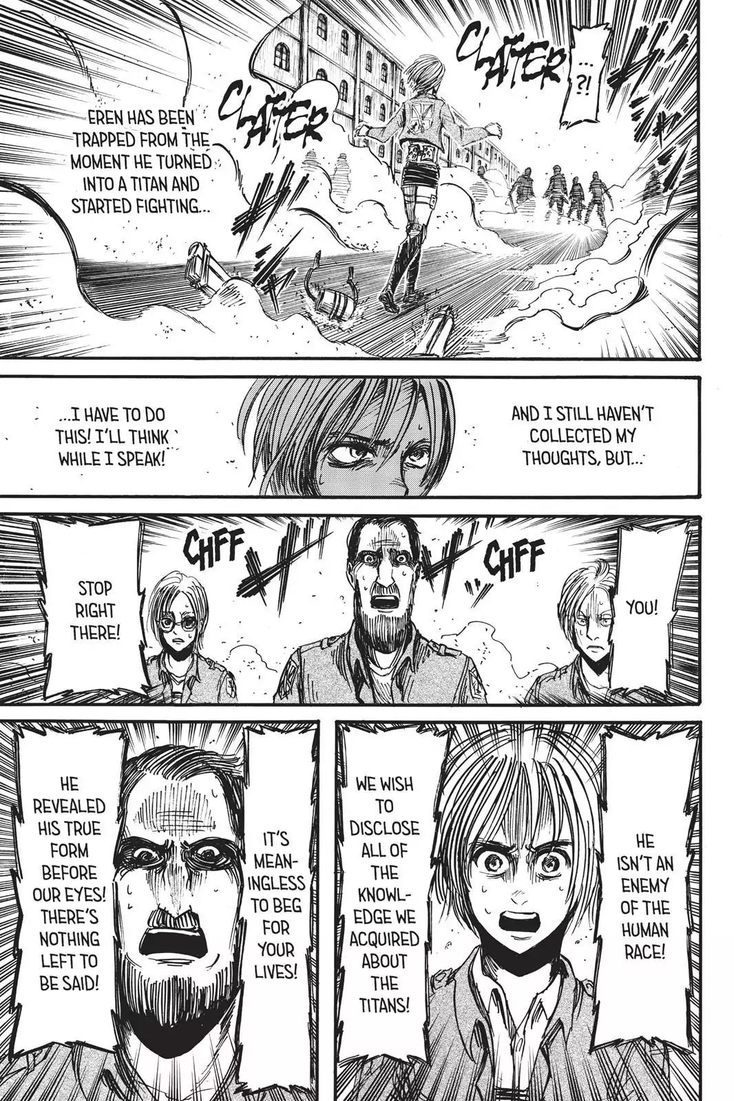 Attack on Titan Chapter 11  Online Free Manga Read Image 34
