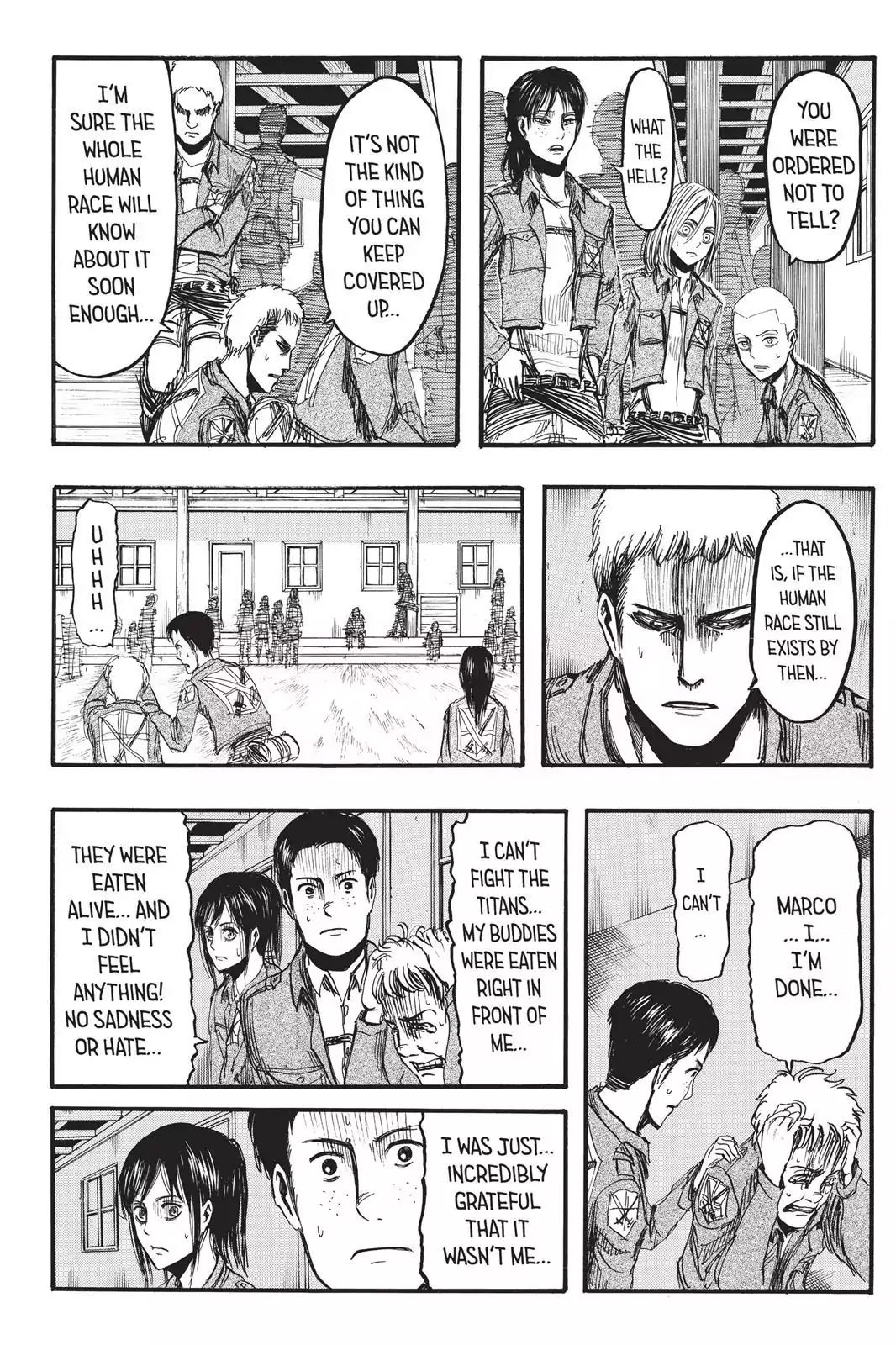 Attack on Titan Chapter 11  Online Free Manga Read Image 7