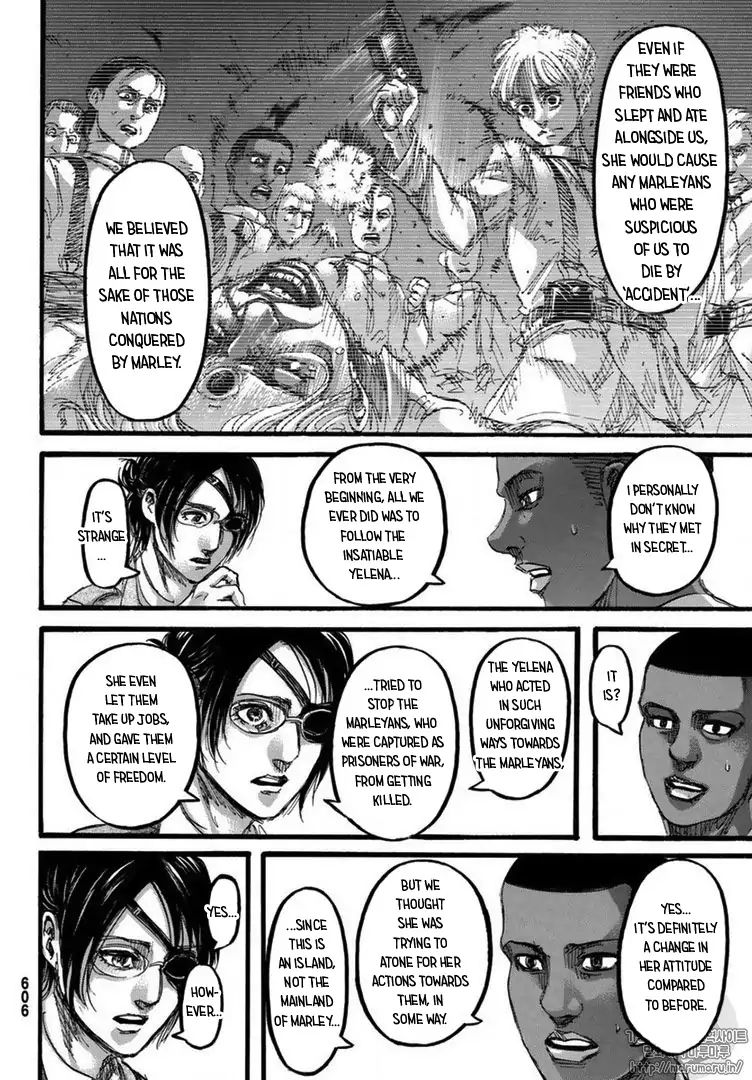 Attack on Titan Chapter 110  Online Free Manga Read Image 17
