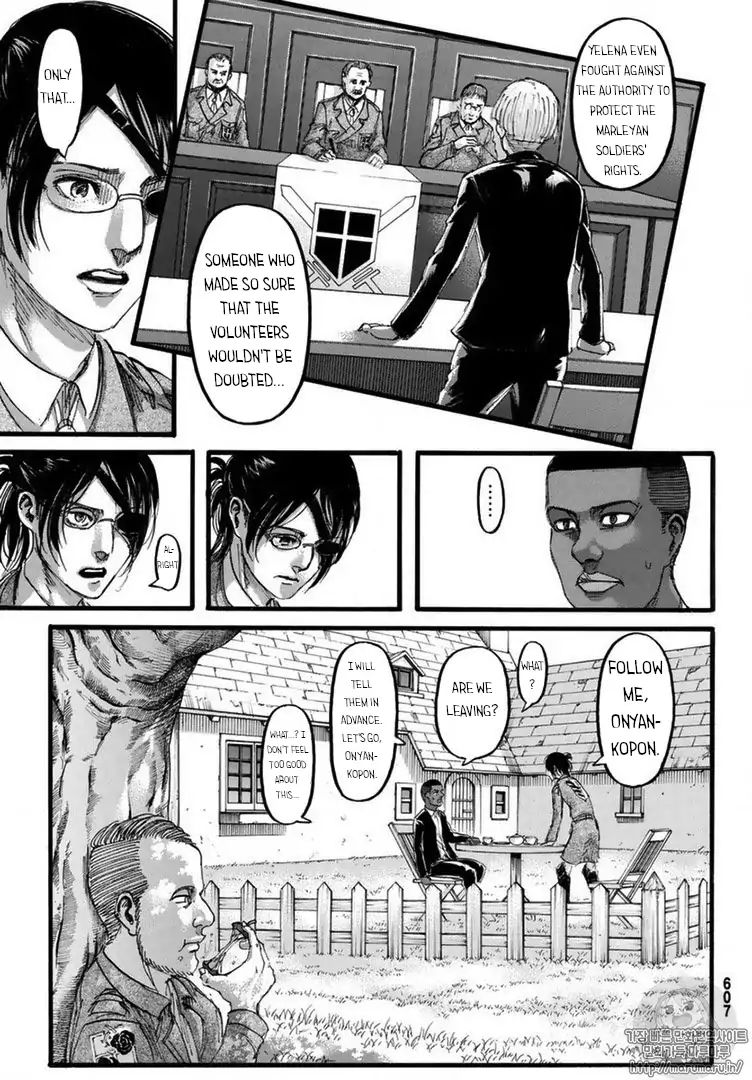 Attack on Titan Chapter 110  Online Free Manga Read Image 18
