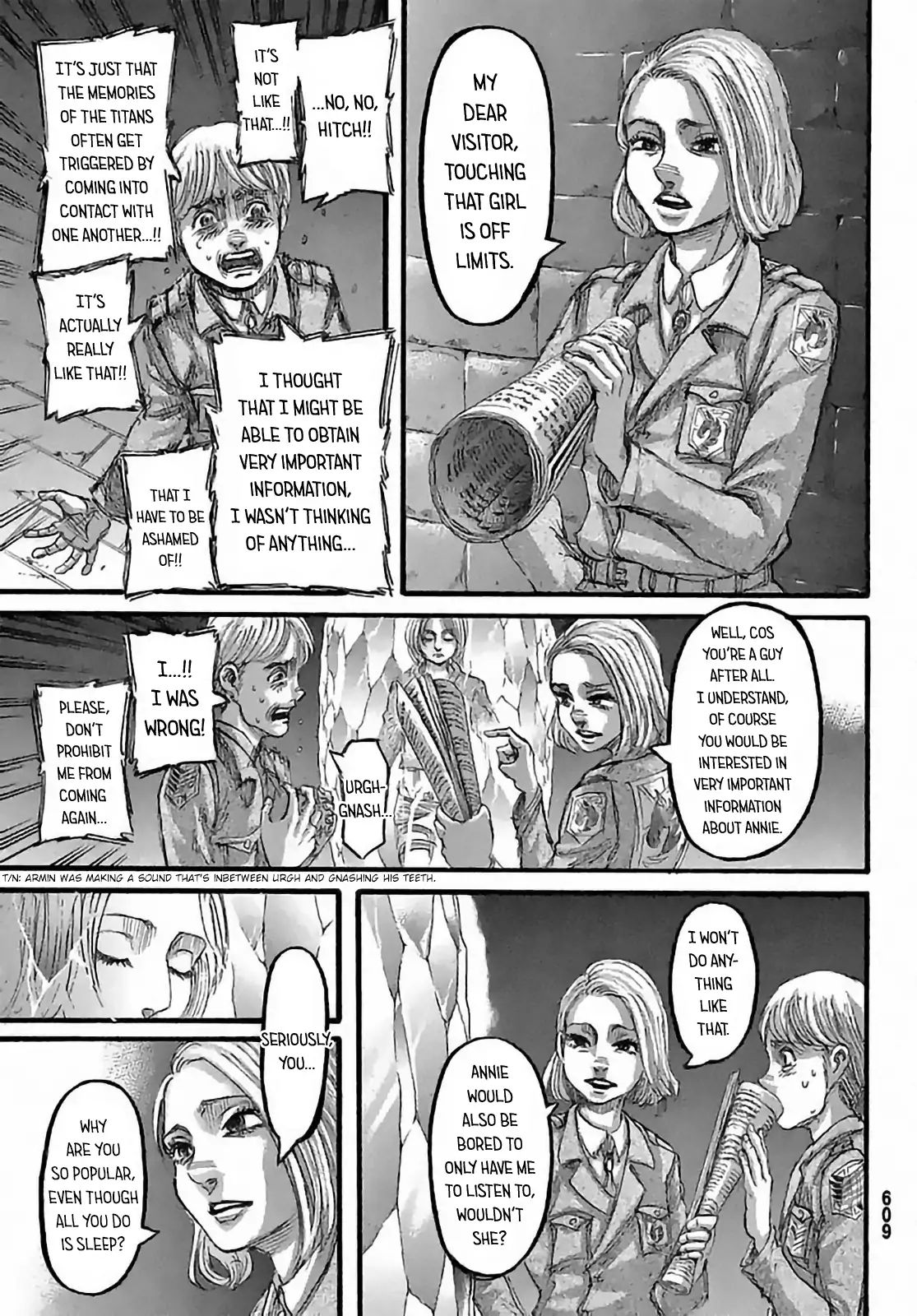 Attack on Titan Chapter 110  Online Free Manga Read Image 20