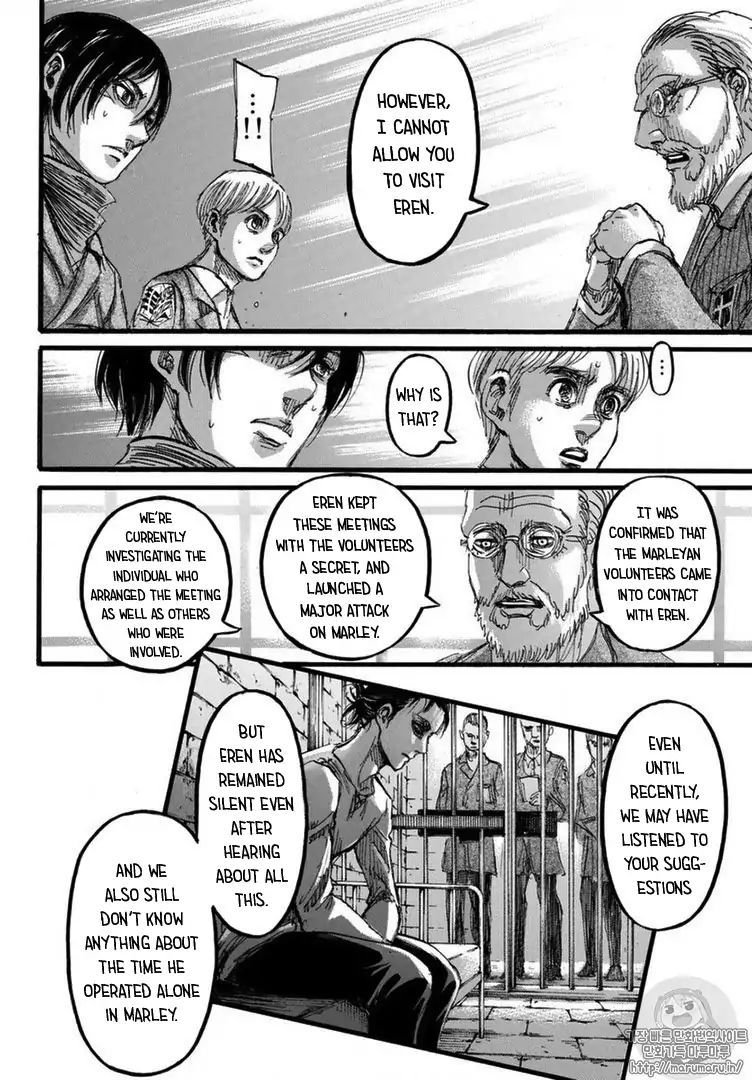 Attack on Titan Chapter 110  Online Free Manga Read Image 25