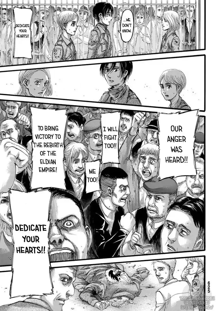 Attack on Titan Chapter 110  Online Free Manga Read Image 36