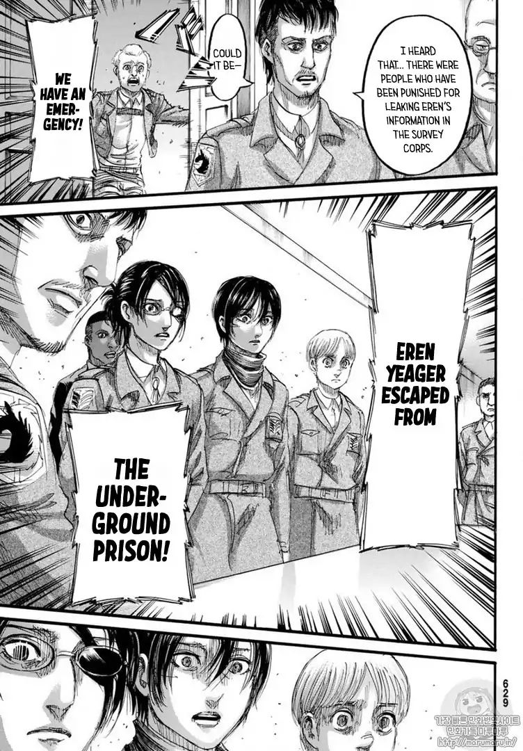 Attack on Titan Chapter 110  Online Free Manga Read Image 40