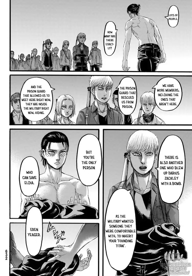 Attack on Titan Chapter 110  Online Free Manga Read Image 43
