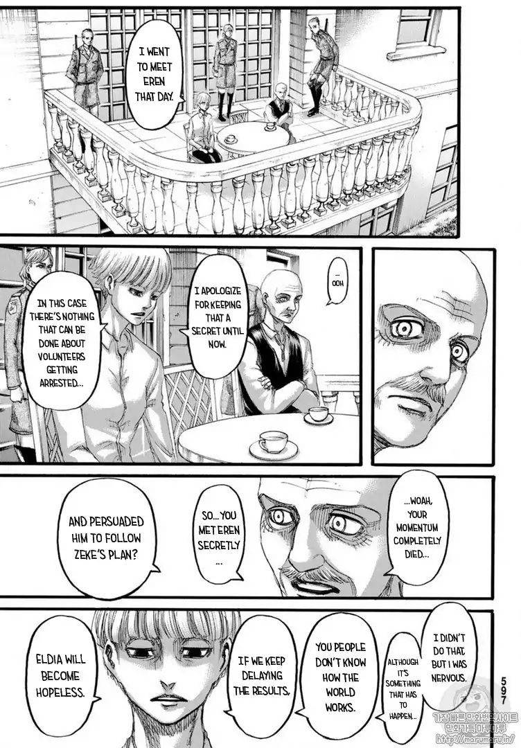 Attack on Titan Chapter 110  Online Free Manga Read Image 8
