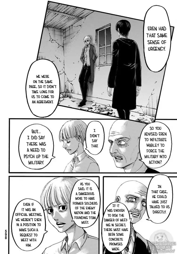 Attack on Titan Chapter 110  Online Free Manga Read Image 9