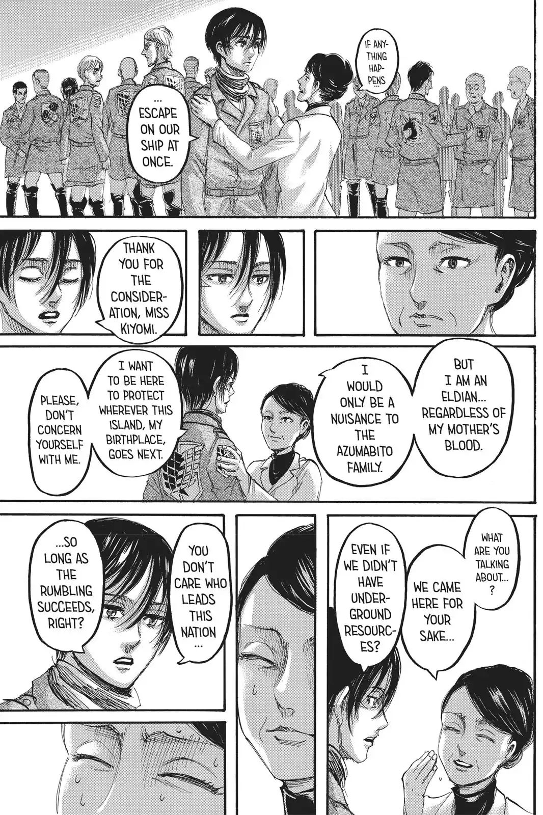 Attack on Titan Chapter 111  Online Free Manga Read Image 12