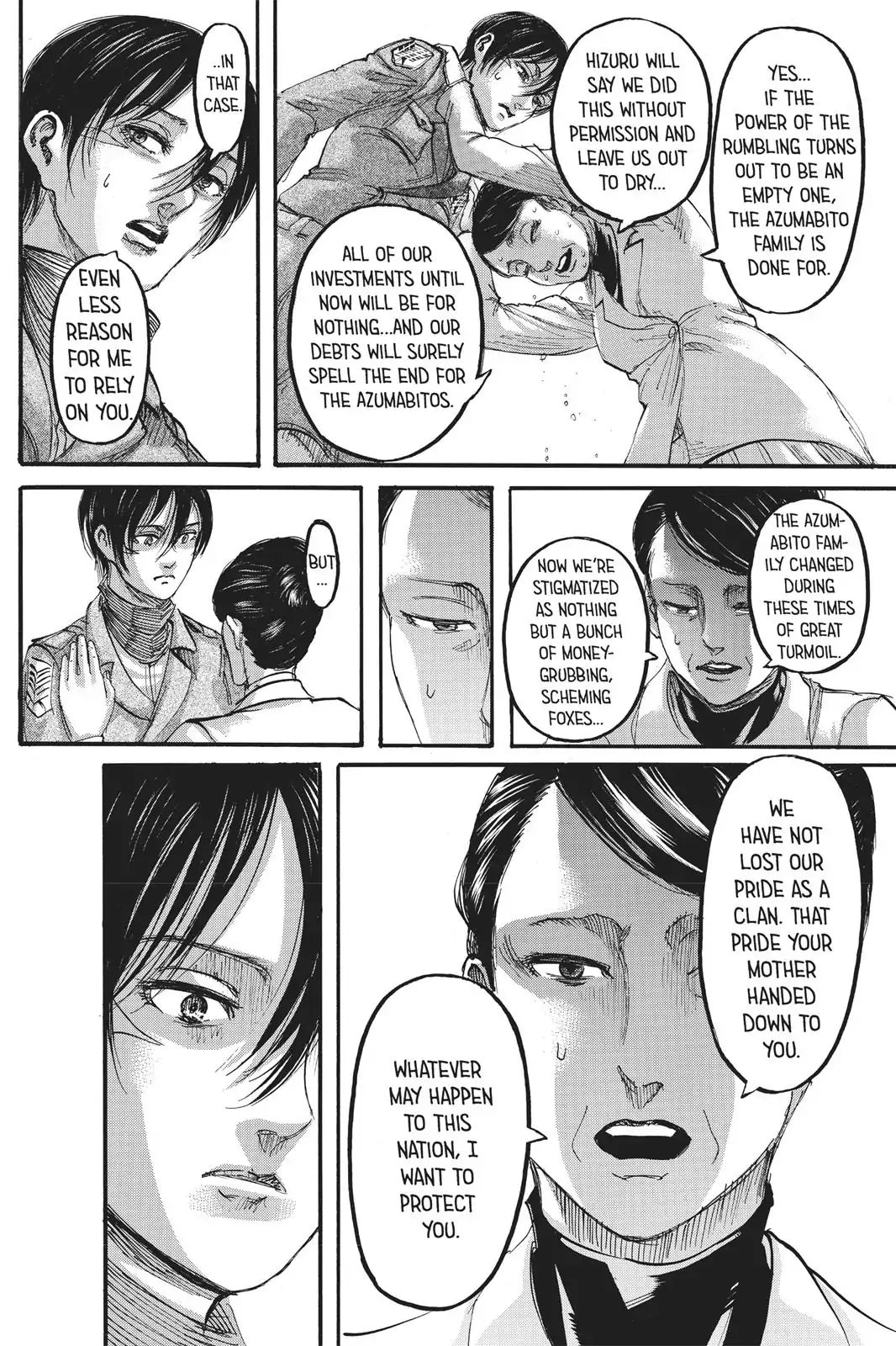 Attack on Titan Chapter 111  Online Free Manga Read Image 13