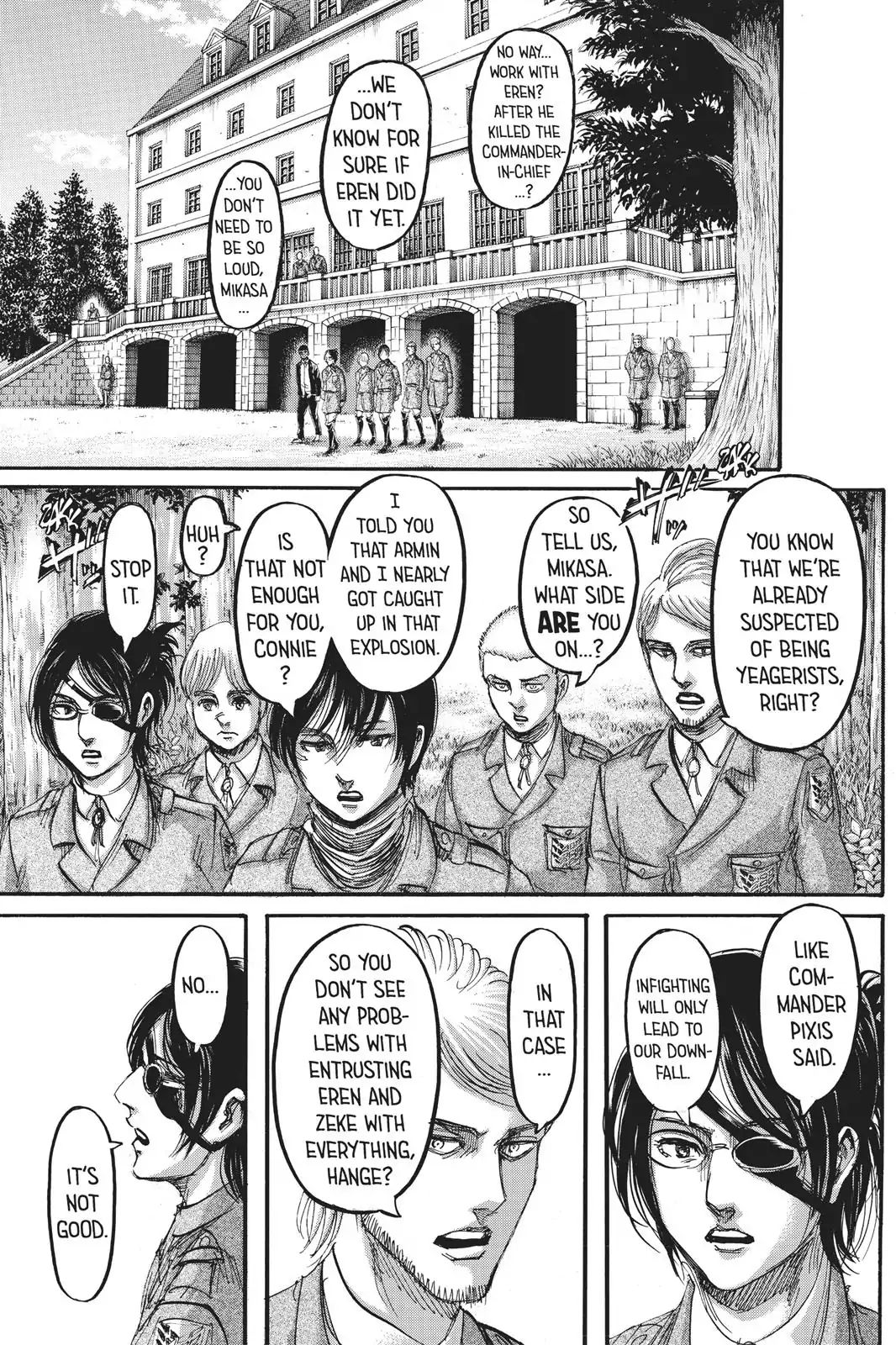 Attack on Titan Chapter 111  Online Free Manga Read Image 14