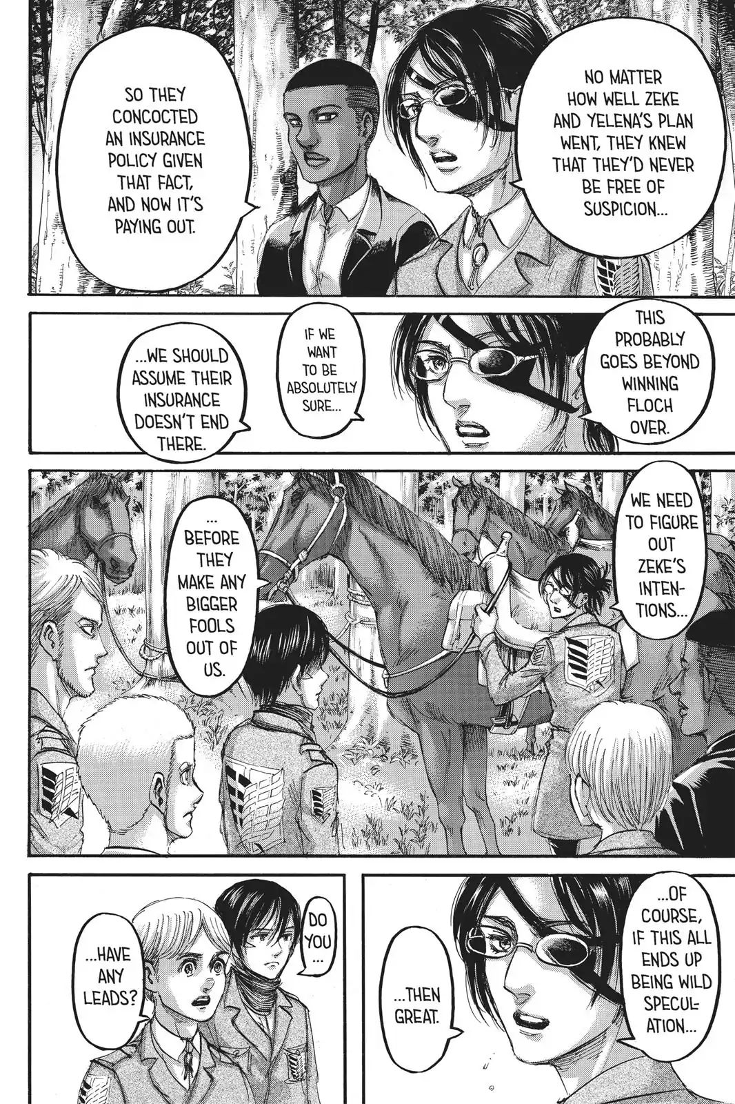 Attack on Titan Chapter 111  Online Free Manga Read Image 15