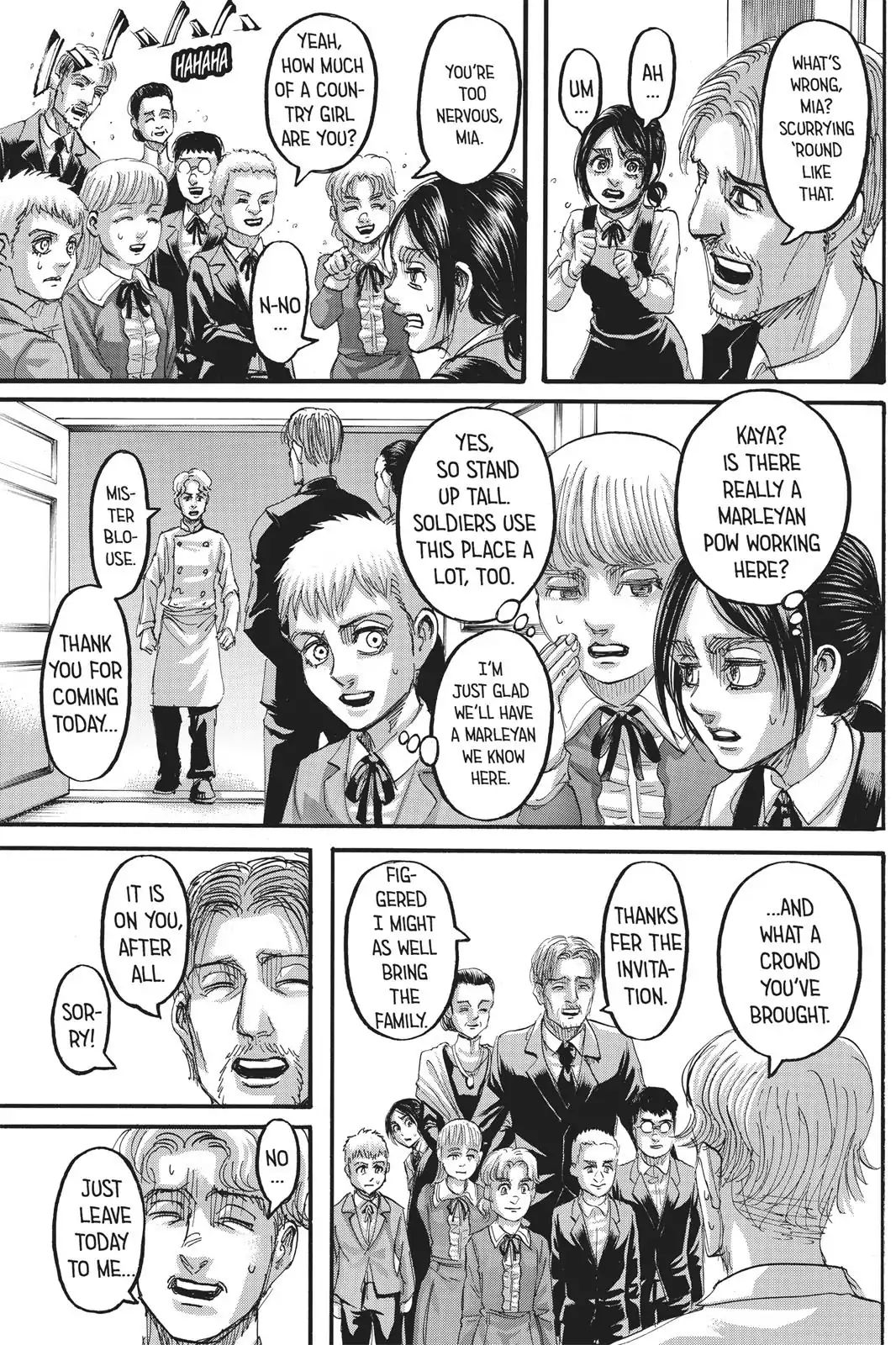 Attack on Titan Chapter 111  Online Free Manga Read Image 18