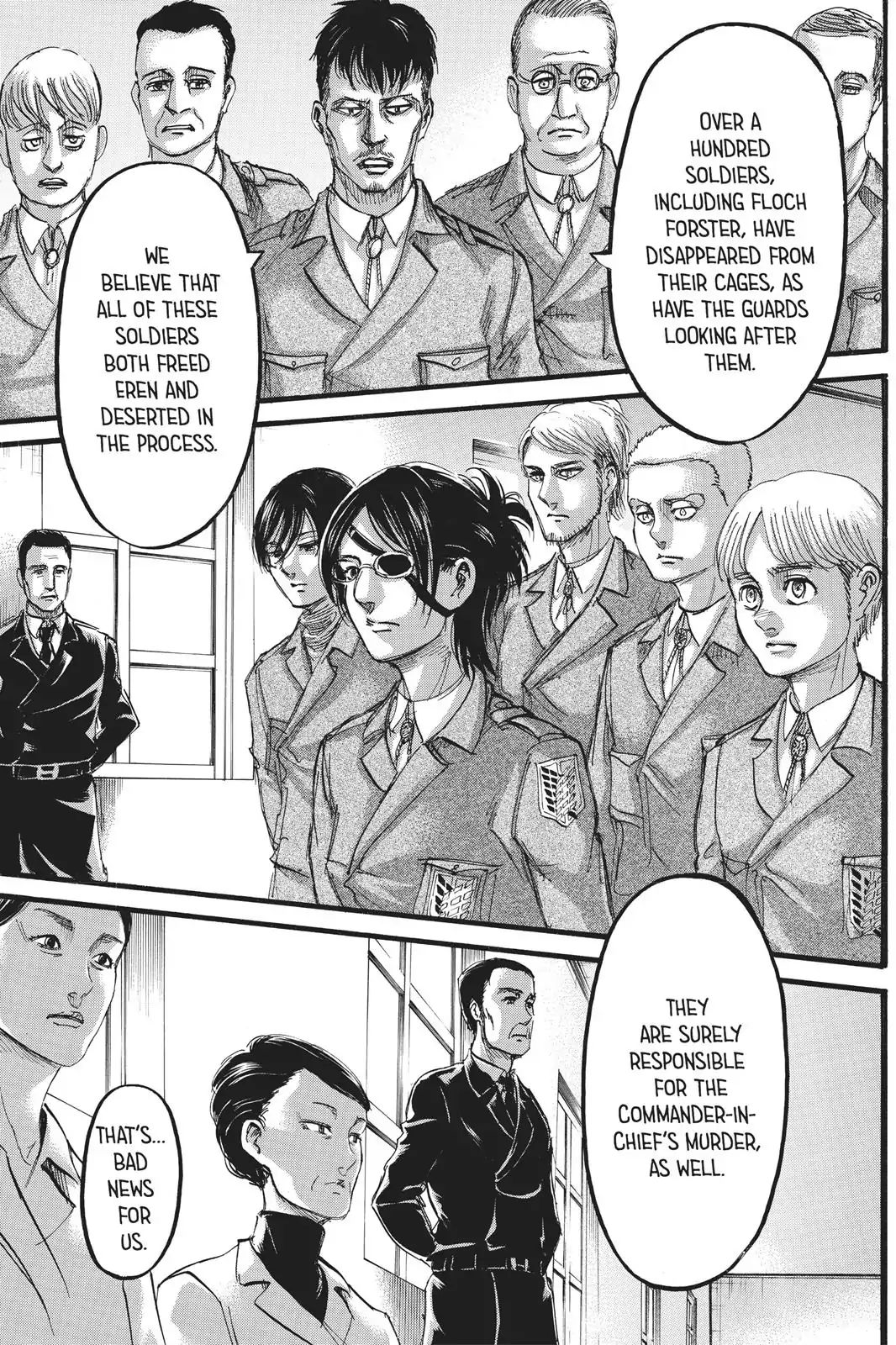 Attack on Titan Chapter 111  Online Free Manga Read Image 2