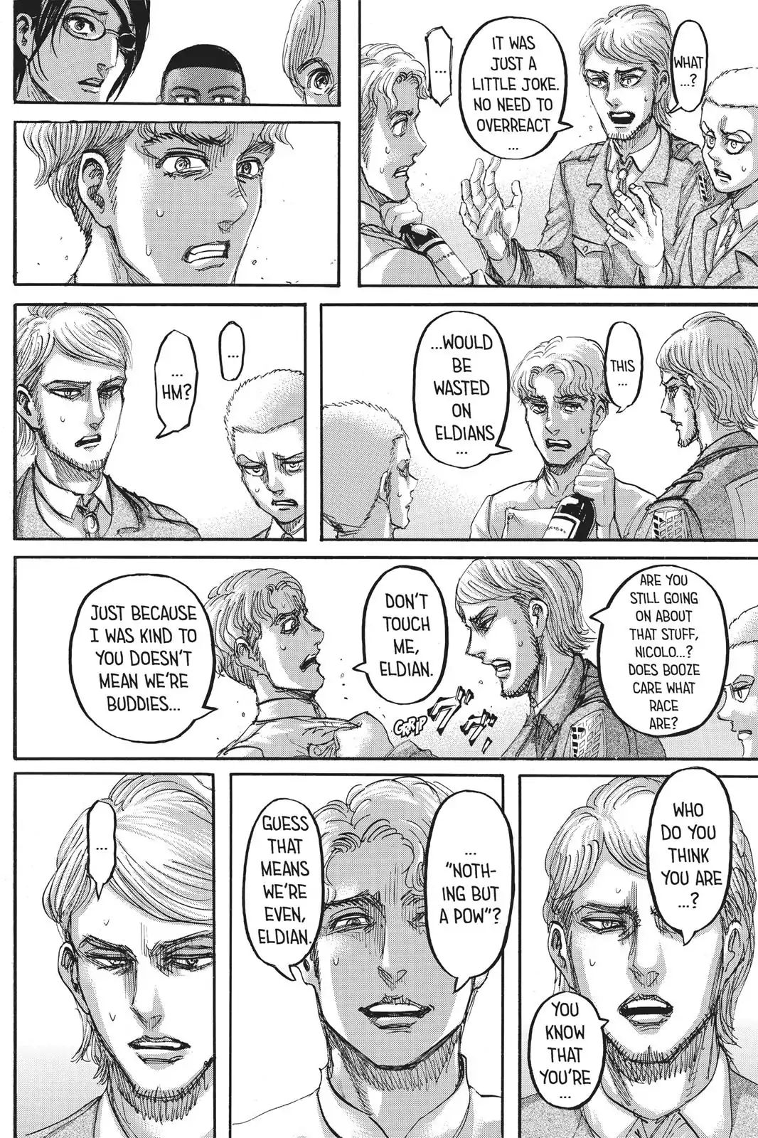 Attack on Titan Chapter 111  Online Free Manga Read Image 23