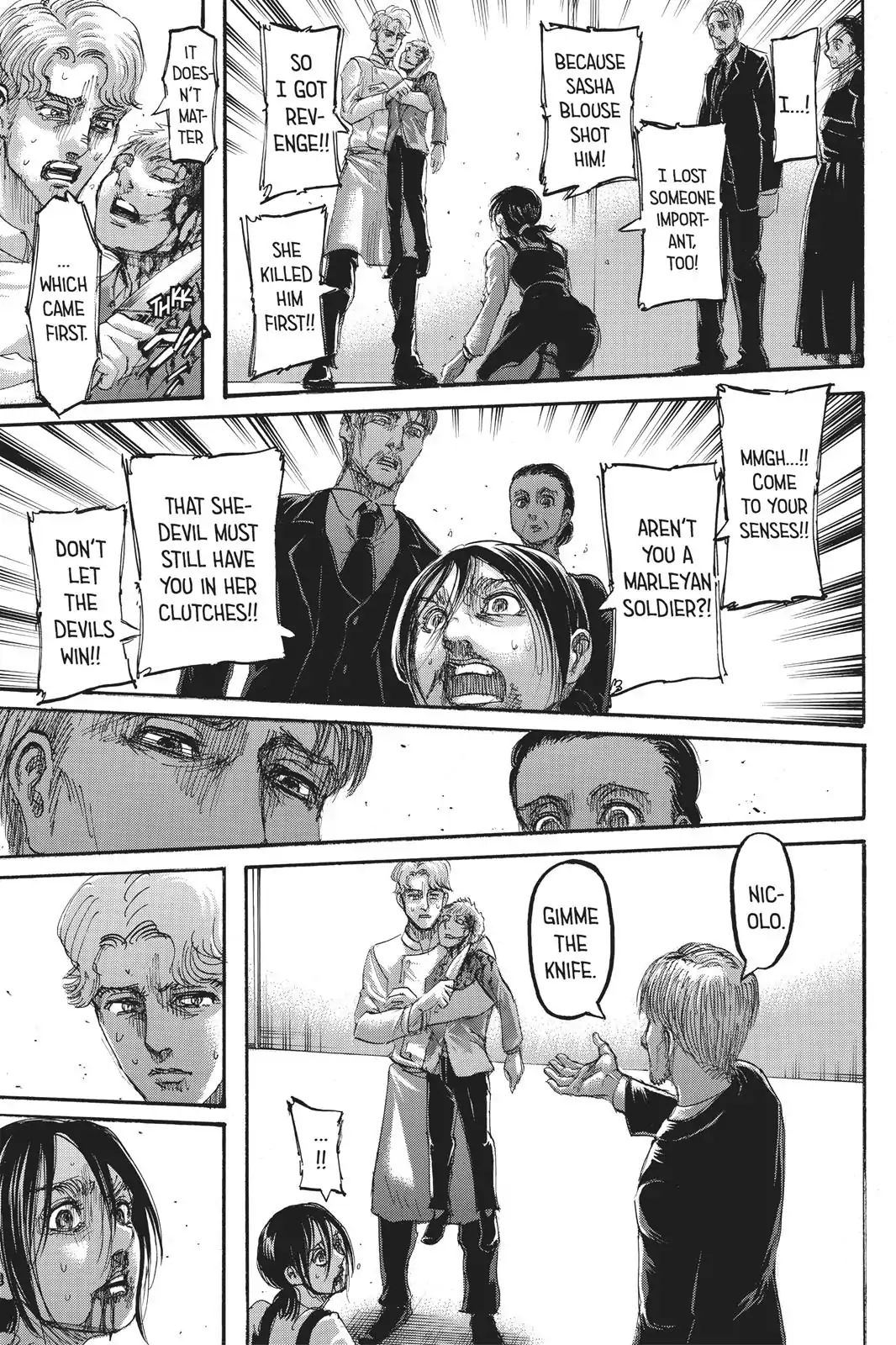 Attack on Titan Chapter 111  Online Free Manga Read Image 38