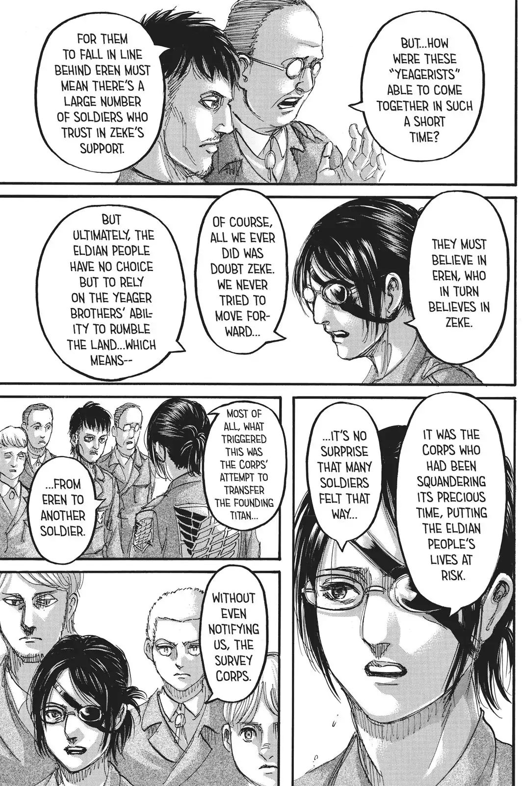 Attack on Titan Chapter 111  Online Free Manga Read Image 4
