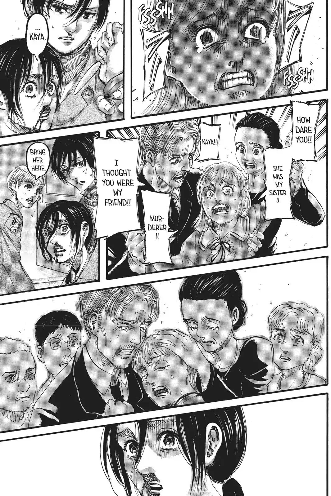 Attack on Titan Chapter 111  Online Free Manga Read Image 44