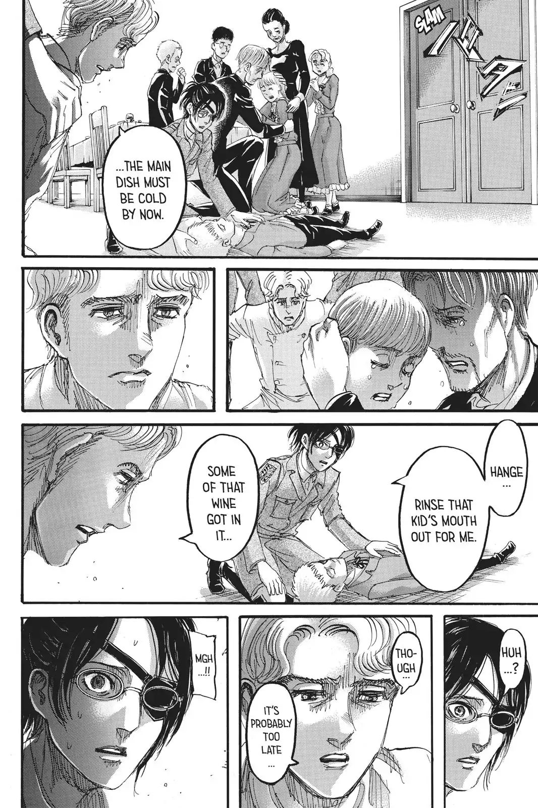 Attack on Titan Chapter 111  Online Free Manga Read Image 45