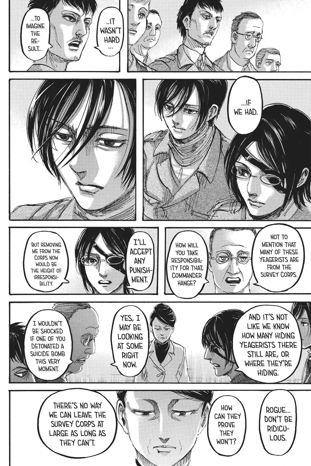 Attack on Titan Chapter 111  Online Free Manga Read Image 5