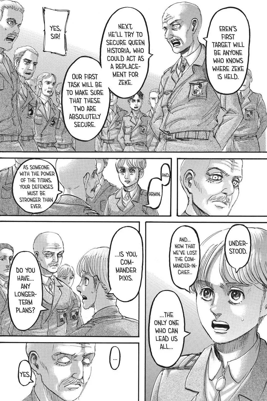 Attack on Titan Chapter 111  Online Free Manga Read Image 7