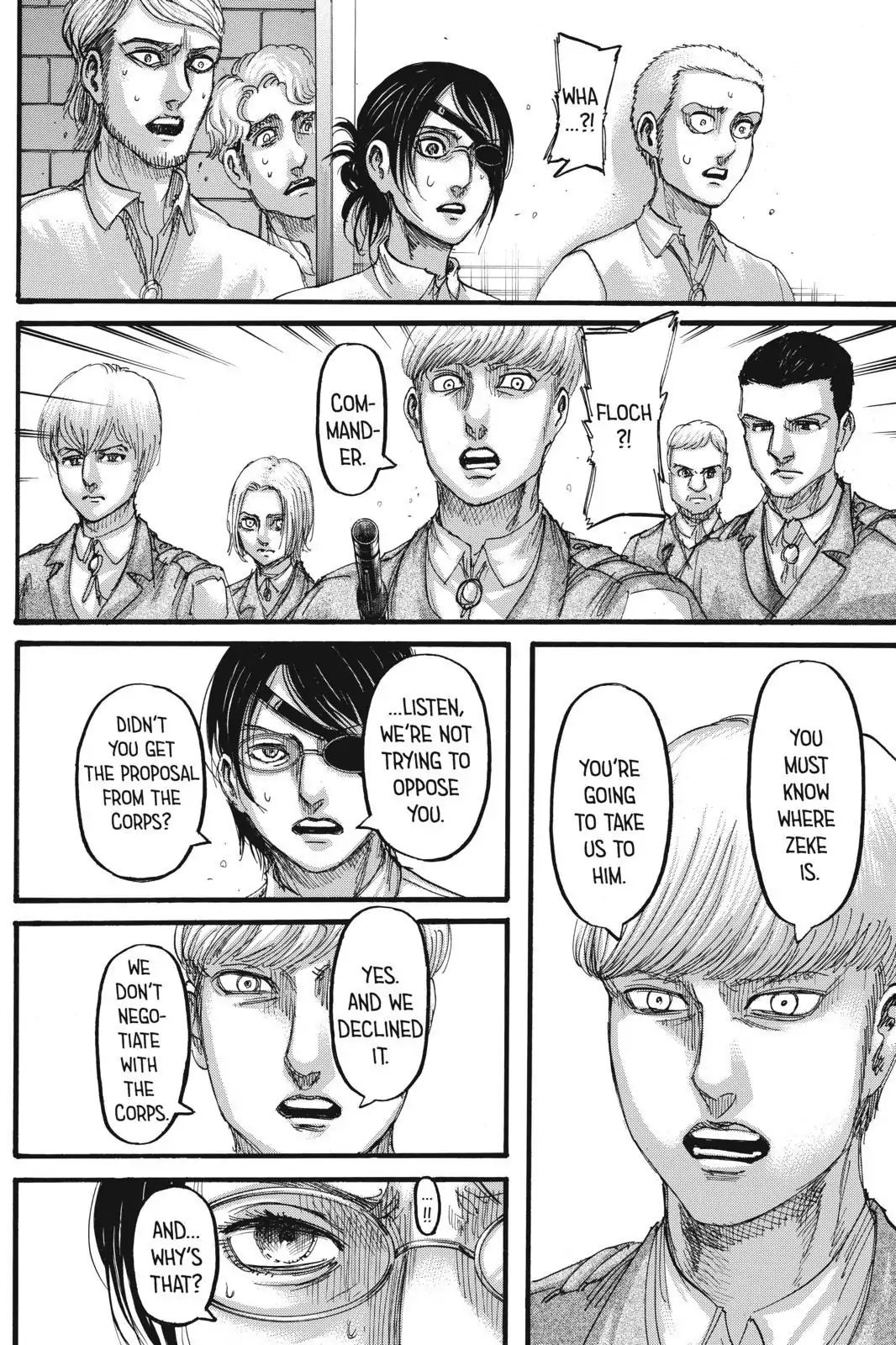 Attack on Titan Chapter 112  Online Free Manga Read Image 10