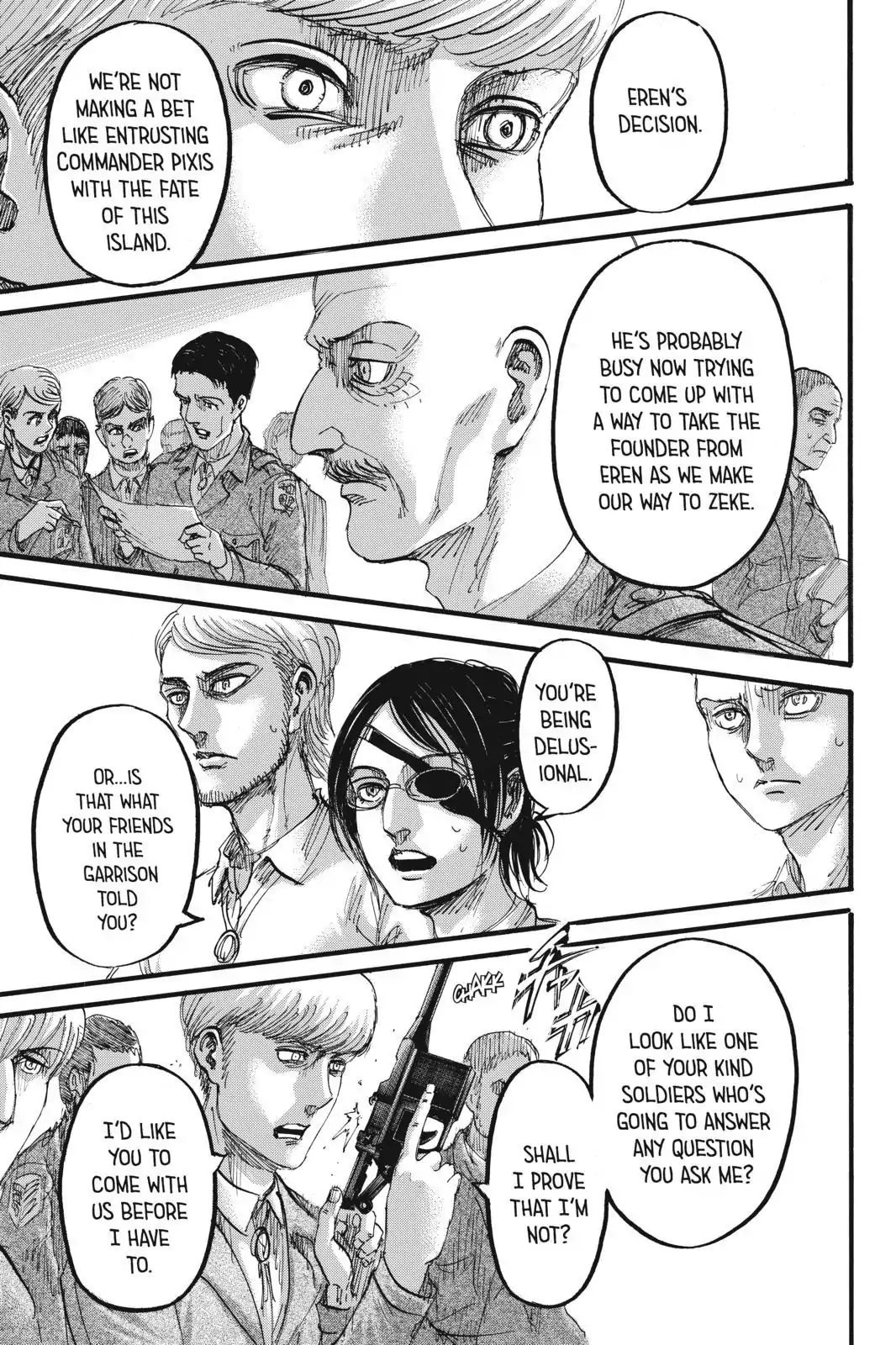 Attack on Titan Chapter 112  Online Free Manga Read Image 11