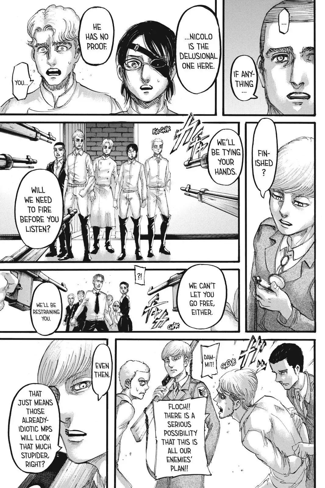 Attack on Titan Chapter 112  Online Free Manga Read Image 13