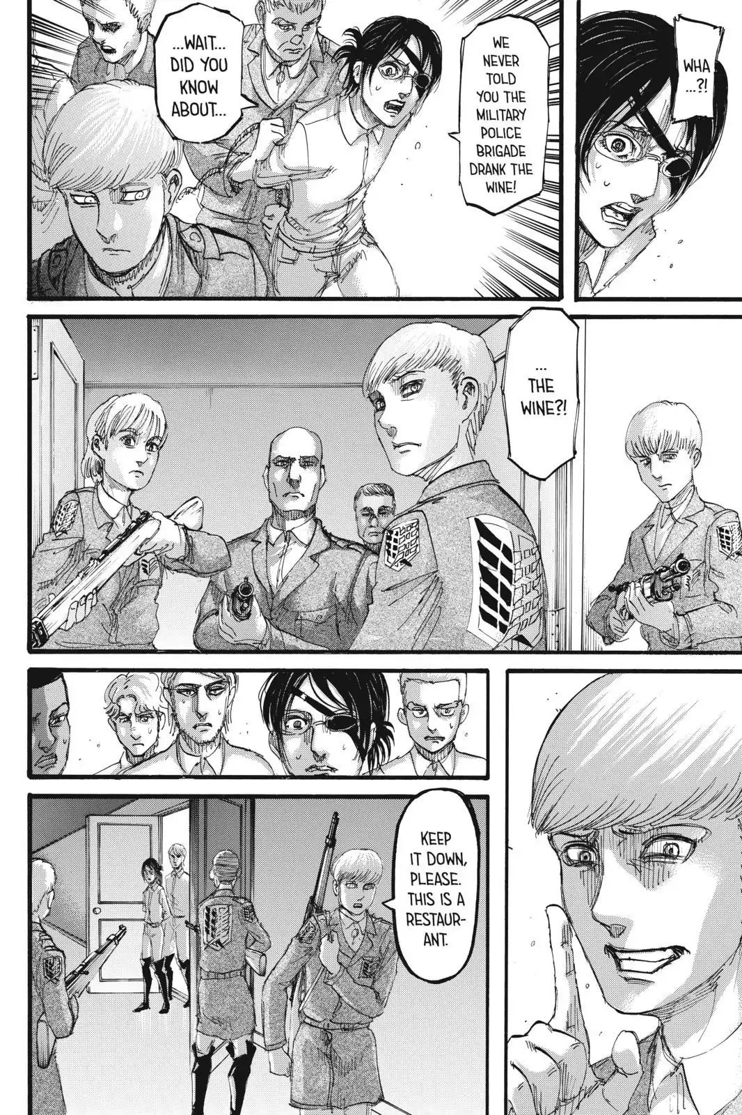 Attack on Titan Chapter 112  Online Free Manga Read Image 14