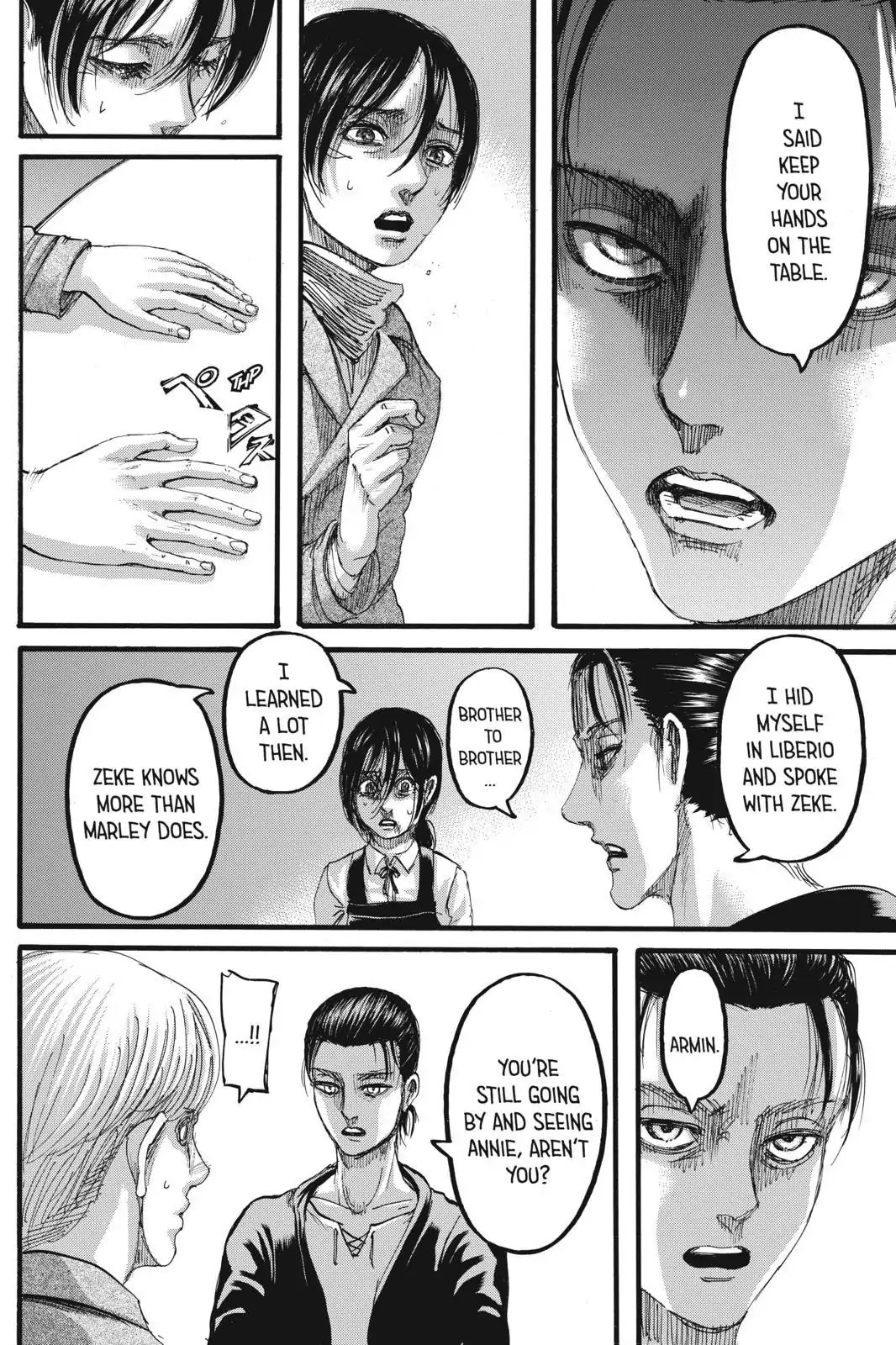 Attack on Titan Chapter 112  Online Free Manga Read Image 20