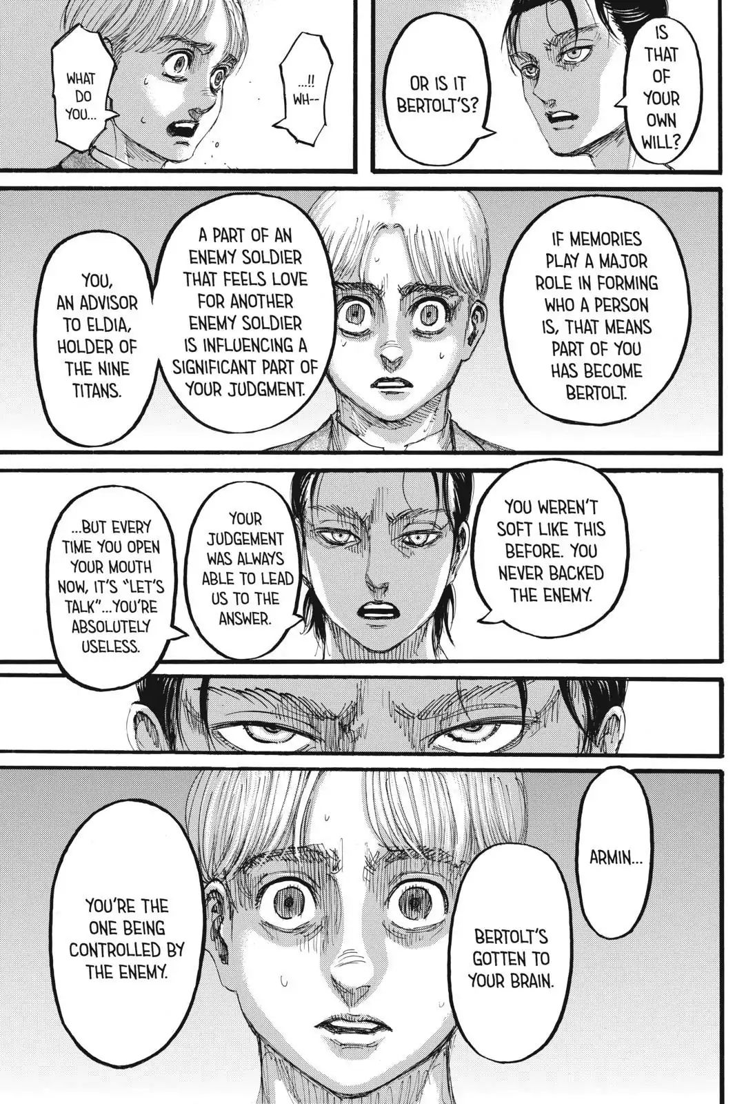 Attack on Titan Chapter 112  Online Free Manga Read Image 21